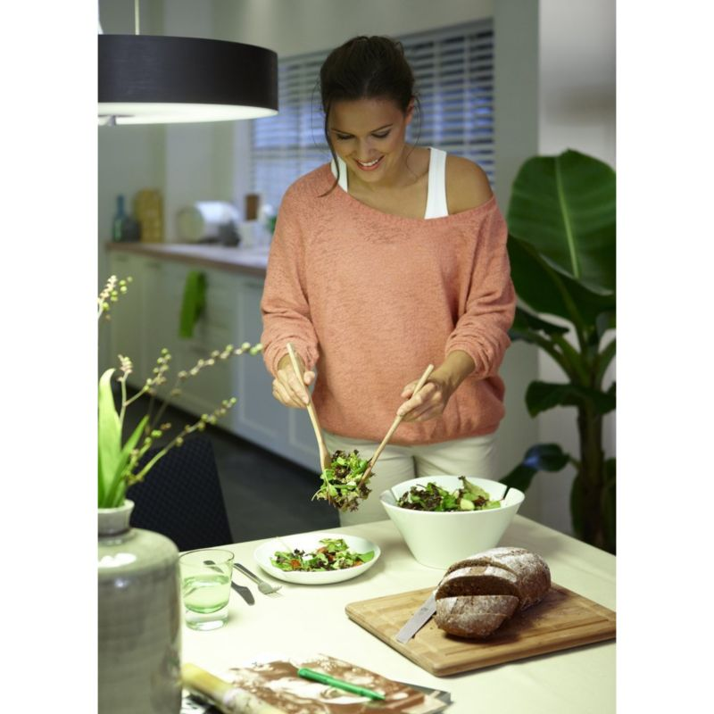Philips myLiving Fair Pendelleuchte Aluminium