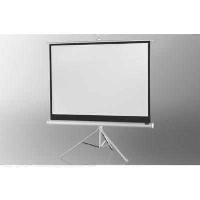 Celexon  Stativleinwand Economy 176 x 132 cm – White Edition | 4260094731839
