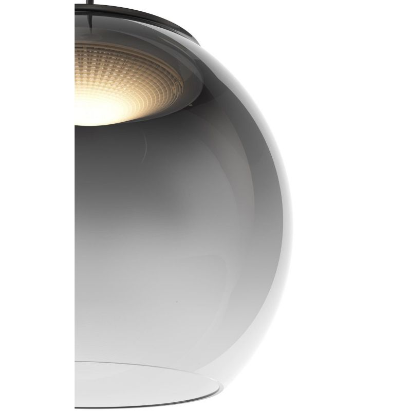 Philips myLiving Vienne LED-Pendelleuchte grau