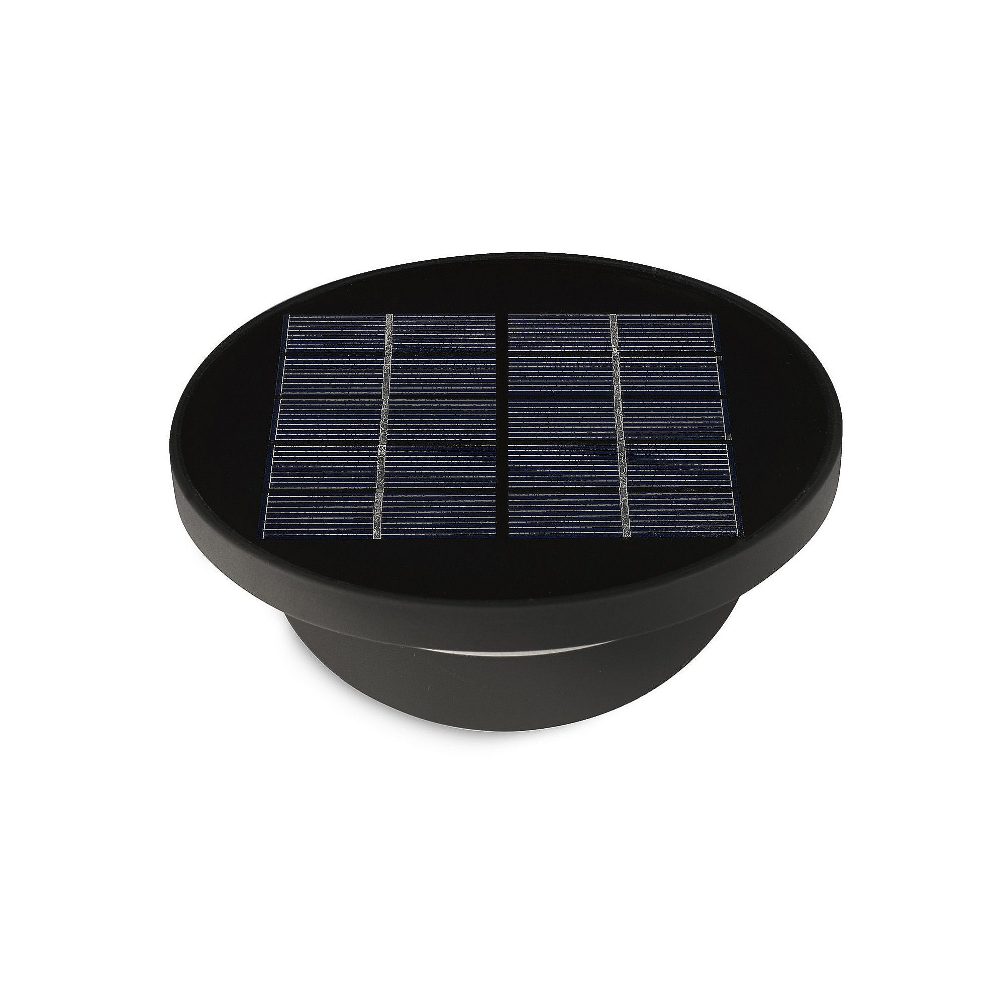 Philips myGarden Dusk Solar LED-Außenwandleuchte anthrazit