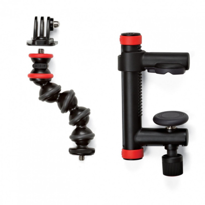 Joby  Action Clamp mit GorillaPod Arm inkl. GoPro Adapter | 0817024012809