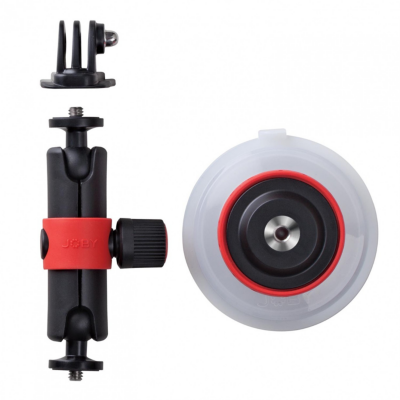 Joby  Suction Cup mit Locking Arm inkl. GoPro Adapter | 0817024013301