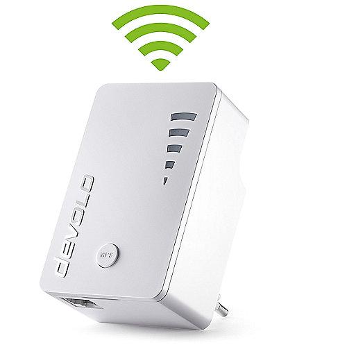 devolo WiFi Repeater ac (1200Mbit, 1xGB LAN, WPS, WLAN Repeater, Verstärker) | 4250059697898