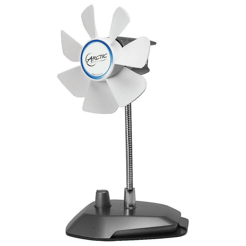 arctic breeze usb ventilator silber mit geschwindigkeitsregler cyberport. Black Bedroom Furniture Sets. Home Design Ideas