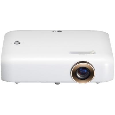 LG  PH550G LED/DLP Mobiler Akku-Projektor 550 Lumen HD/HDMI/MHL/USB | 8806087635218