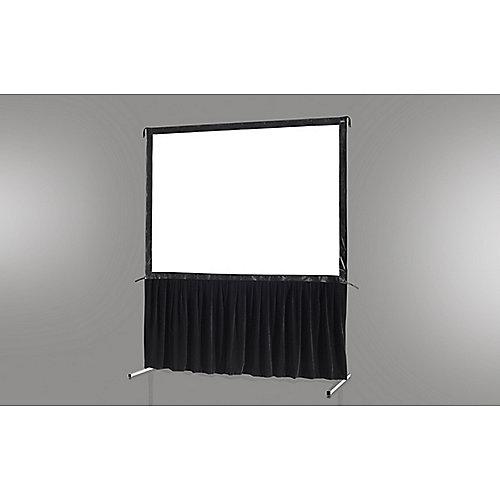 celexon Vorhangset 1-seitig für Faltrahmenleinwand Mobil Expert 305 x 190 cm | 4260094735066