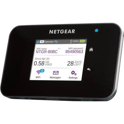 Netgear  AC810 AirCard 810 4G LTE Mobile Hotspot (bis zu 600Mbit/s, Micro-SIM) | 0606449111538