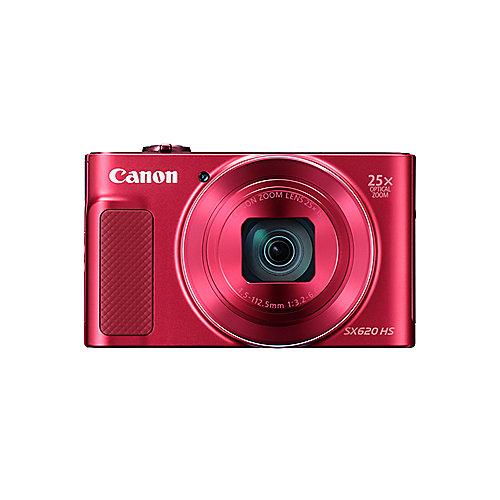 Canon PowerShot SX620 HS Digitalkamera rot | 4549292057362