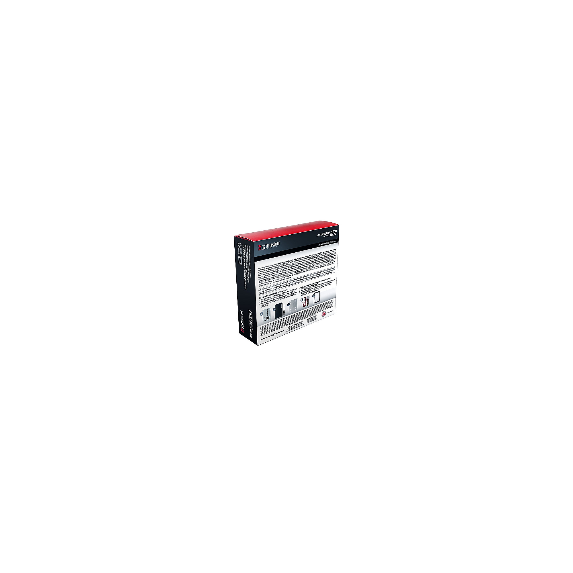 Kingston SSDNow UV400 120GB TLC 2.5zoll SATA600 - 7mm