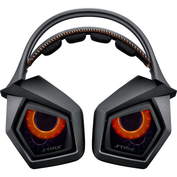 Asus Strix 7.1 Gaming Headset USB schwarz