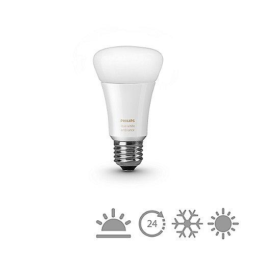 Philips Hue White Ambiance Erweiterung - 1 x 9,5W A19 E27
