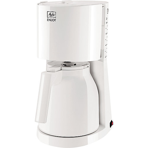 Melitta Enjoy Therm 1017-05 Kaffeemaschine weiß | 4006508214433