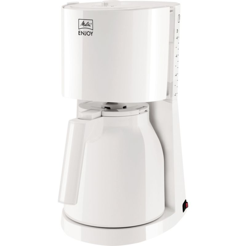 Melitta Enjoy Therm 1017-05 Kaffeemaschine weiß