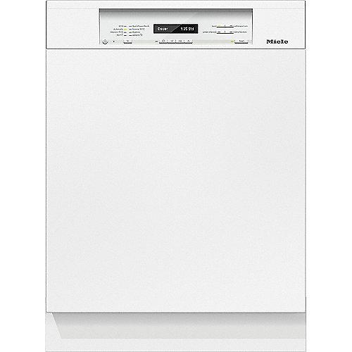 Miele G 6820 SCi Geschirrspüler integrierbar A Weiß 60cm