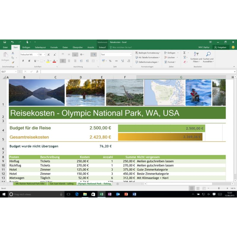 Microsoft Office Home & Business 2016, 1PC PKC