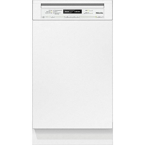Miele G 4820 SCi Geschirrspüler integrierbar A Weiß 45cm