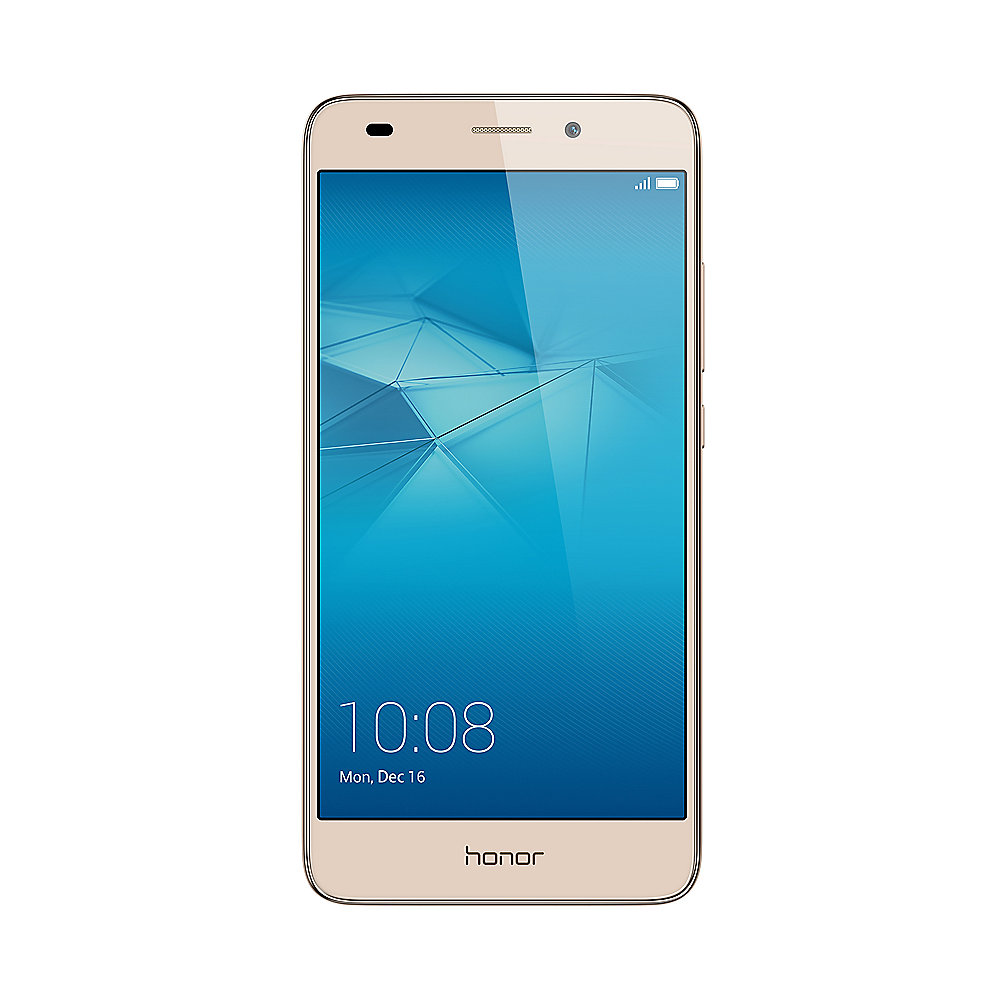 Honor 5C gold Dual-SIM Android M Smartphone