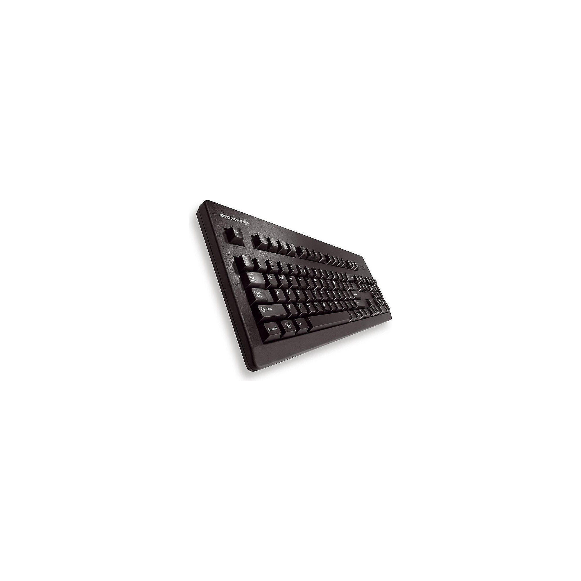 Cherry G80-3000LSCDE-2 Keyboard USB/ PS2 schwarz