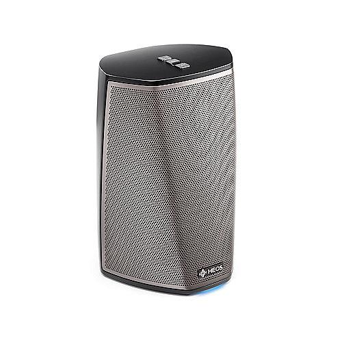 HEOS 1 HS2  wireless Multiroom-Lautsprecher mit Bluetooth, WLAN Schwarz   4951035057704