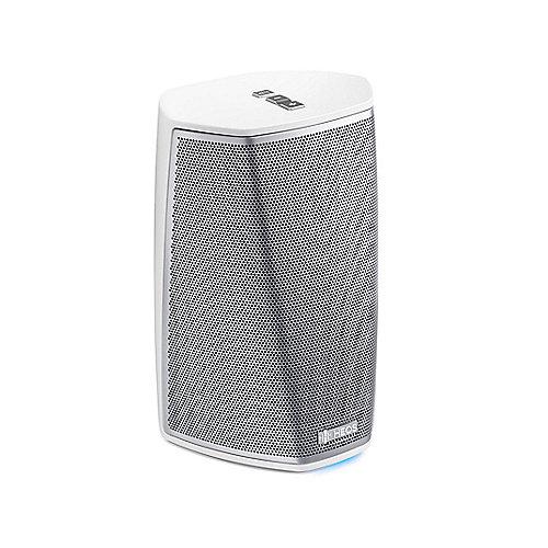 HEOS 1 HS2 wireless Multiroom-Lautsprecher mit Bluetooth, WLAN Weiß/Silber   4951035057711