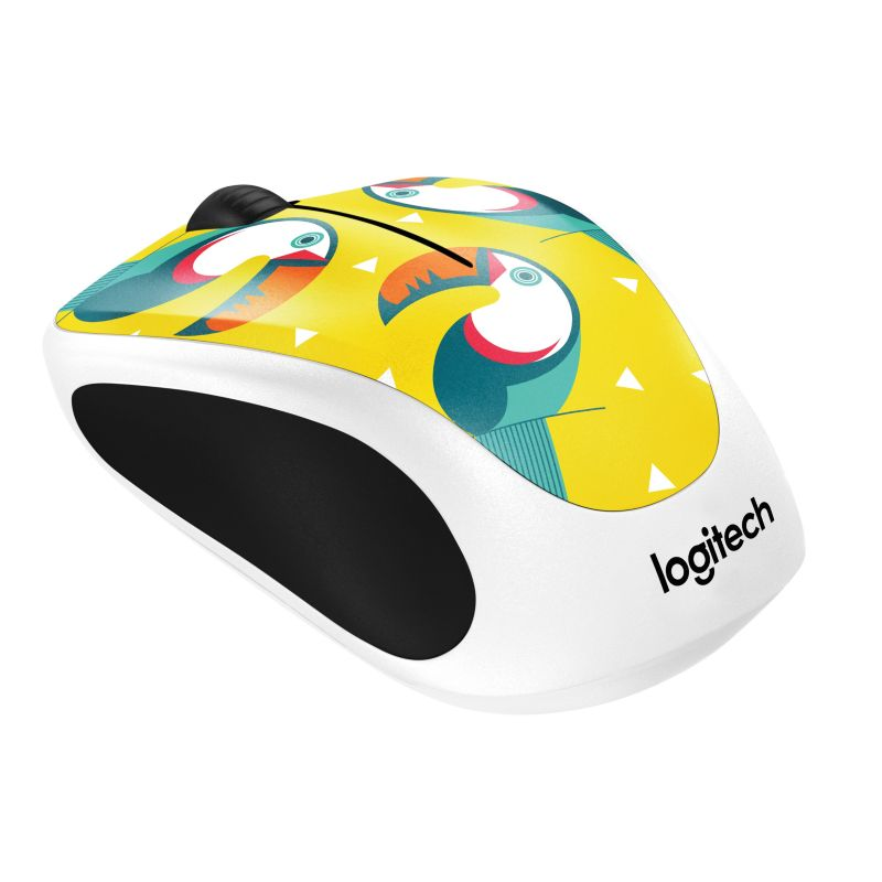 Logitech Wireless Mouse M238 Play Collection TOUCAN