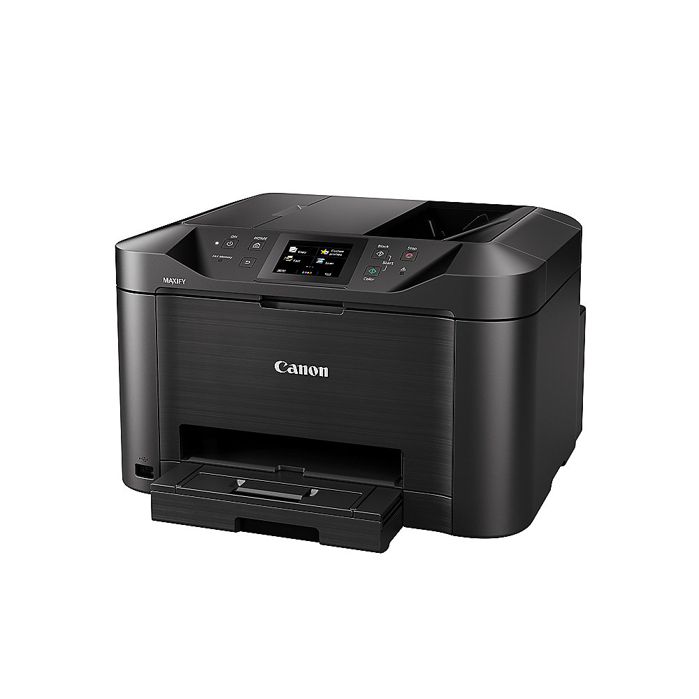 canon maxify mb5150 drucker scanner kopierer fax lan wlan 3 jahre garantie cyberport. Black Bedroom Furniture Sets. Home Design Ideas
