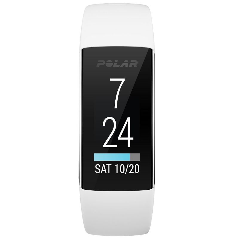 Polar A360 weiß Gr. M Fitnesstracker optische Pulsmessung Smart-Notification