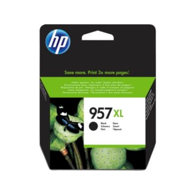 HP  L0R40AE Original Druckerpatrone 957 XL Schwarz für ca. 3.000 Seiten | 0725184104213