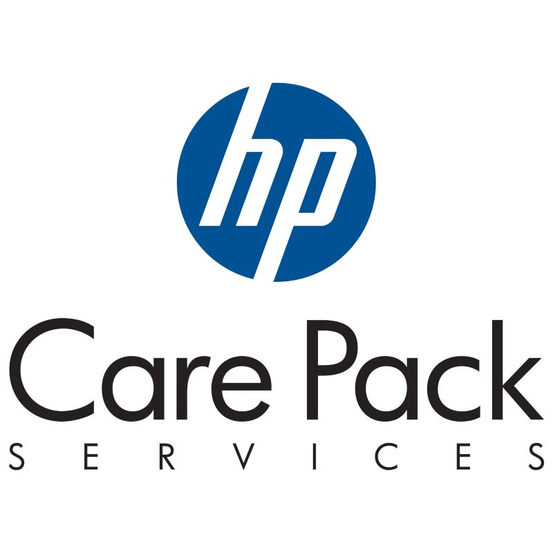 HP Compaq eCare Pack 4 Jahre Pick-up & Return 3-3-0 > 4-4-0 (U7868E)