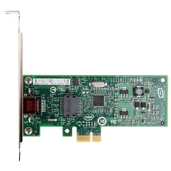 Intel PRO/1000 CT Desktop Gigabit PCI-e Adapter
