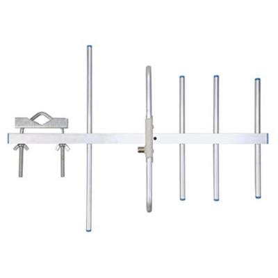 Xoro HAN 800 Außenantenne für DVBT/T2 Silber