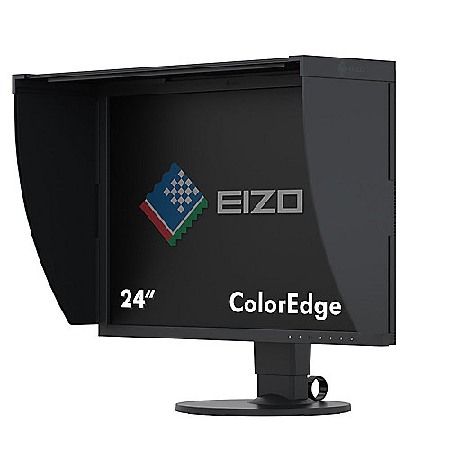 "EIZO ColorEdge CG2420 61cm (24"") IPS grau DVI/HDMI/DP 10 ms Pivot"