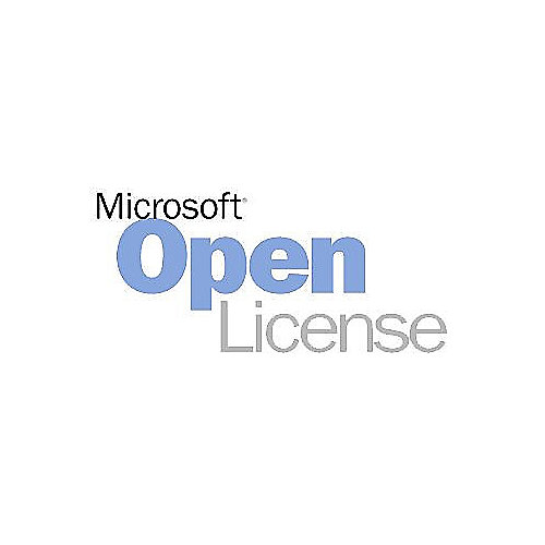 Microsoft SQL CAL Single License/Software Assurance User CAL, Open-NL