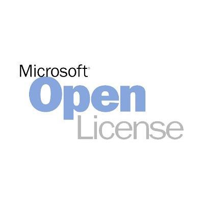Microsoft  SQL Server Standard, Software Assurance – Open-NL   5054484076681
