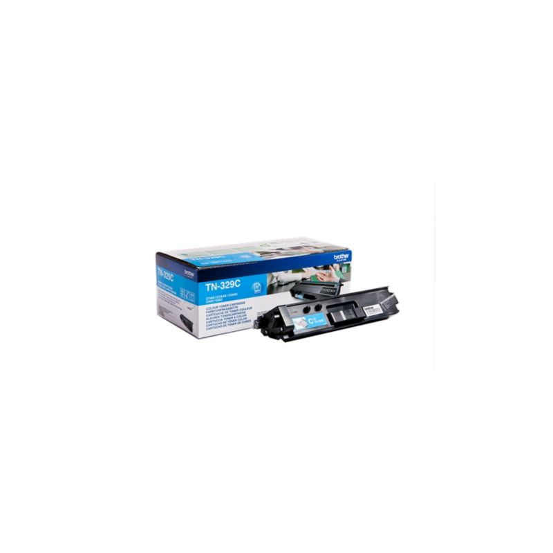 Brother TN-329C Toner cyan 6.000 Seiten Super-Jumbo