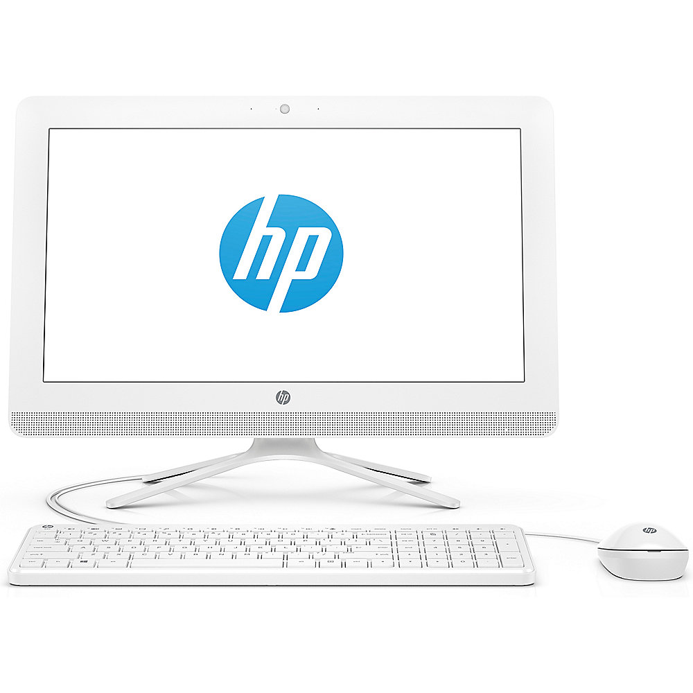 "HP All-in-One 20-b050ng A6-7310 54,6cm (21"") FHD 4GB/1TB DVD±RW W10"