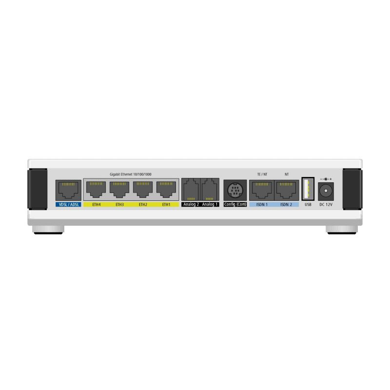 LANCOM 883 VoIP Business Router (All-IP, EU, over ISDN)