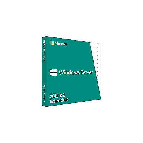 Microsoft Windows Server 2012/R2 Essentials Lizenz, 2CPU - Open-NL