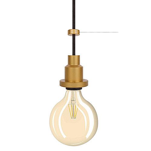 Osram Vintage 1906 PenduLum Gold + Globe 4W (35W) E27 klar warmweiß jetztbilligerkaufen