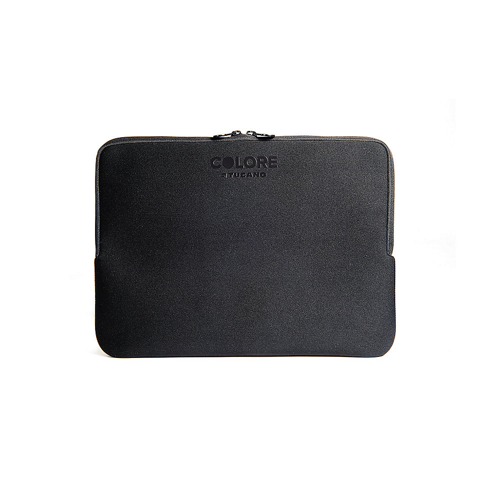 "Tucano Second Skin Colore Sleeve 39,6cm (15""-16"") für Notebook schwarz"