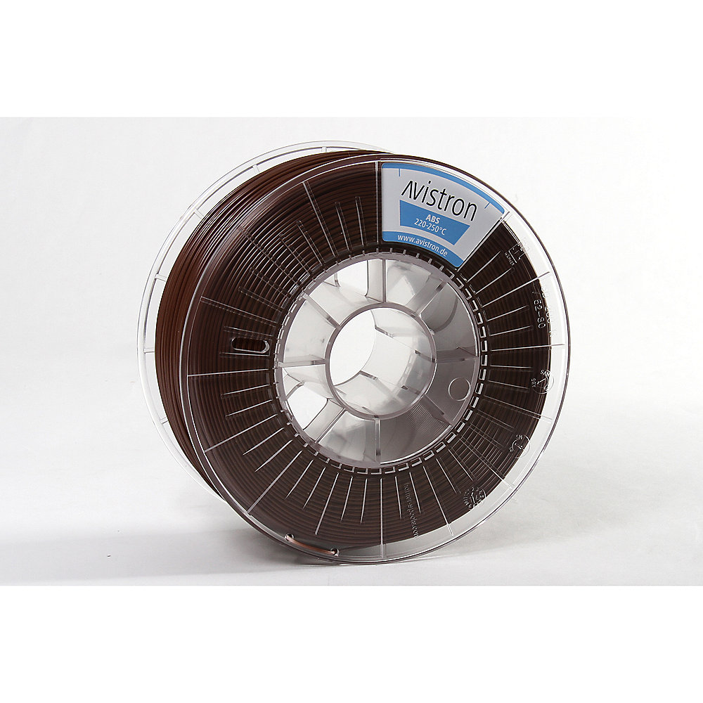 Avistron AV-ABS175-br Filament ABS 1,75mm brown 1kg