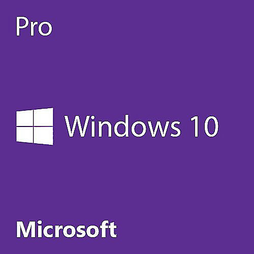 Microsoft Windows Professional 10 Upgrade Lizenz, Open-NL