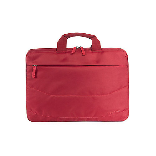 "Tucano Idea Notebooktasche 15.6"" rot"