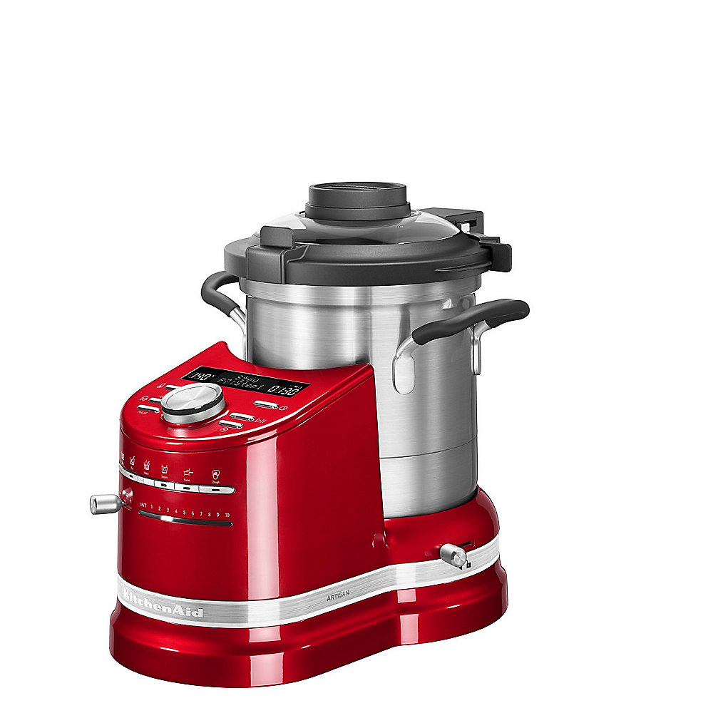 KitchenAid ARTISAN 5KCF0104EER/4 CookProcessor empire rot