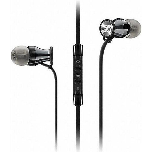 Sennheiser MOMENTUM 2 In-Ear G Black Chrome