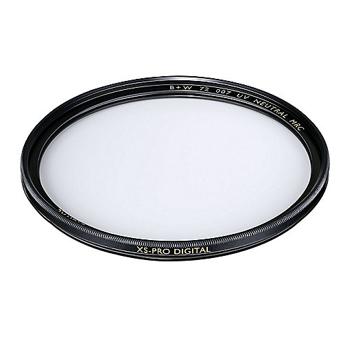 B+W XS-Pro Digital UV Filter MRC nano 58 mm