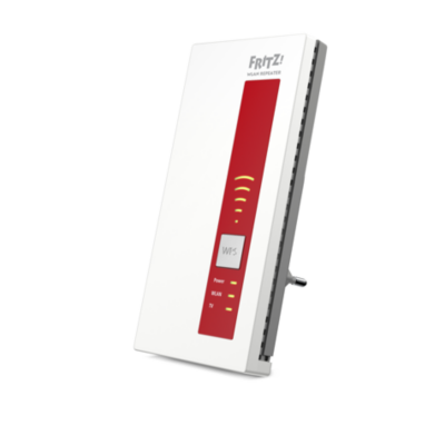 AVM  FRITZ! WLAN-ac Repeater DVB-C 1750Mbps Reichweitenverlängerung TV Streaming | 4023125026799