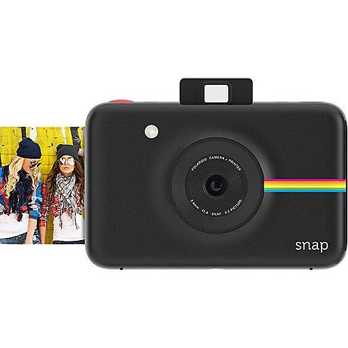 Polaroid SNAP Sofortbildkamera Digitalkamera schwarz | 0840102133677
