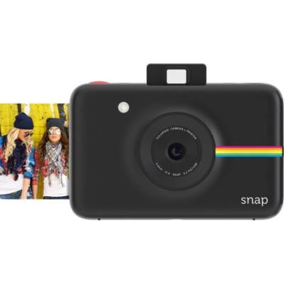 Cyberport Polaroid SNAP Sofortbildkamera Digitalkamera schwarz | 0840102133677