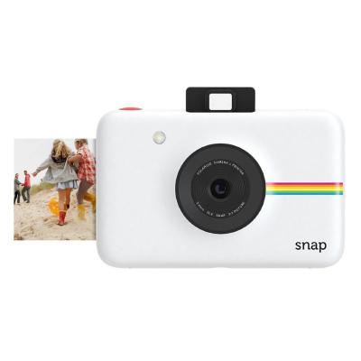 Cyberport Polaroid SNAP Sofortbildkamera Digitalkamera weiß | 0840102133684
